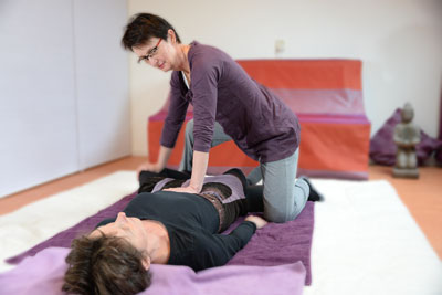 Therapie en massage